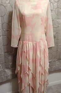 1980s Authentic Vintage Bill Blass Dress